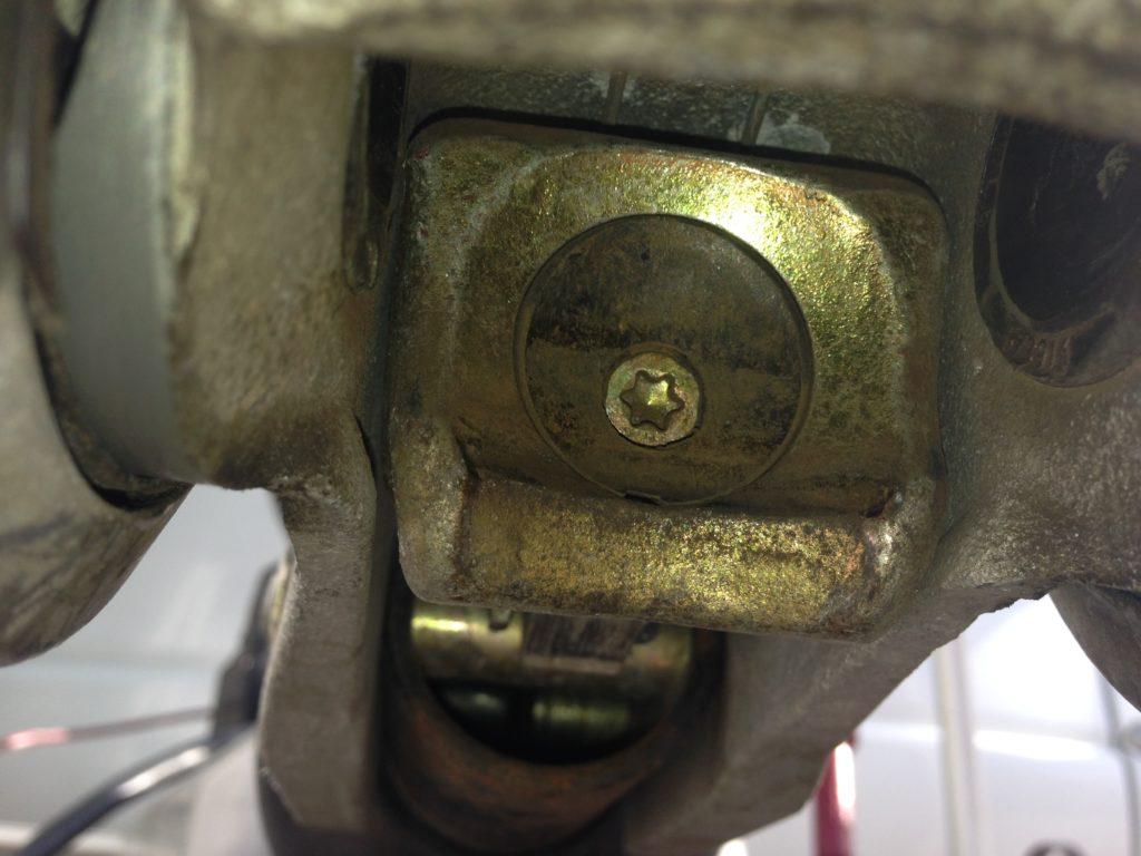 Reibbeläge wechseln Antischlingerkupplung ALKO 2004/3004 12