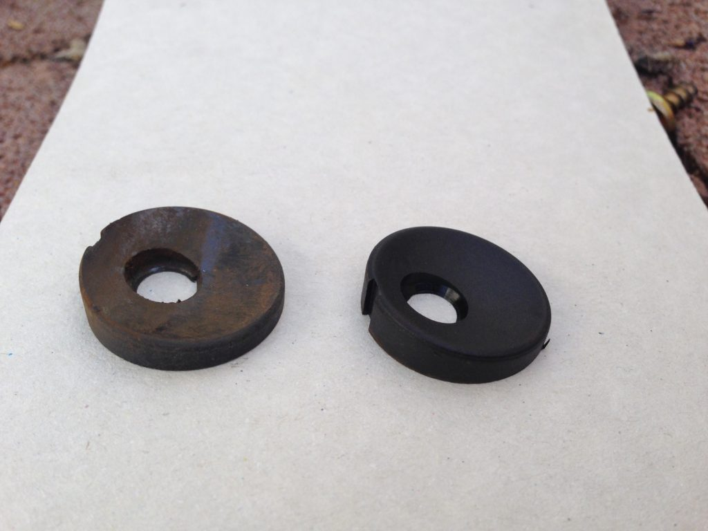 Reibbeläge wechseln Antischlingerkupplung ALKO 2004/3004 14