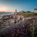 Bilder aus der Bretagne - Côte de Granit Rose (Ploumanac'h) 2