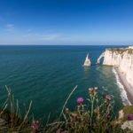 Bilder aus Etretat - Der wohl bekannteste Teil der französischen Kreideküste 2