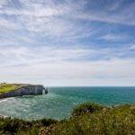 Bilder aus Etretat - Der wohl bekannteste Teil der französischen Kreideküste 1