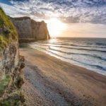 Bilder aus Etretat - Der wohl bekannteste Teil der französischen Kreideküste 5