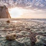 Bilder aus Etretat - Der wohl bekannteste Teil der französischen Kreideküste 9