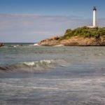 Bilder vom Atlantik - Mimizan bis Biarritz 9