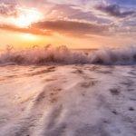 Bilder vom Atlantik - Mimizan bis Biarritz 1