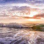 Bilder vom Atlantik - Mimizan bis Biarritz 2
