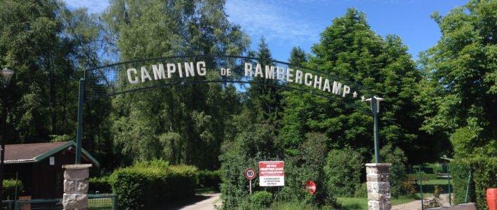 "020 – Review Campingplatz ""Camping le Ramberchamp"" in den Vogesen am ""Lac de Gerardmer"""