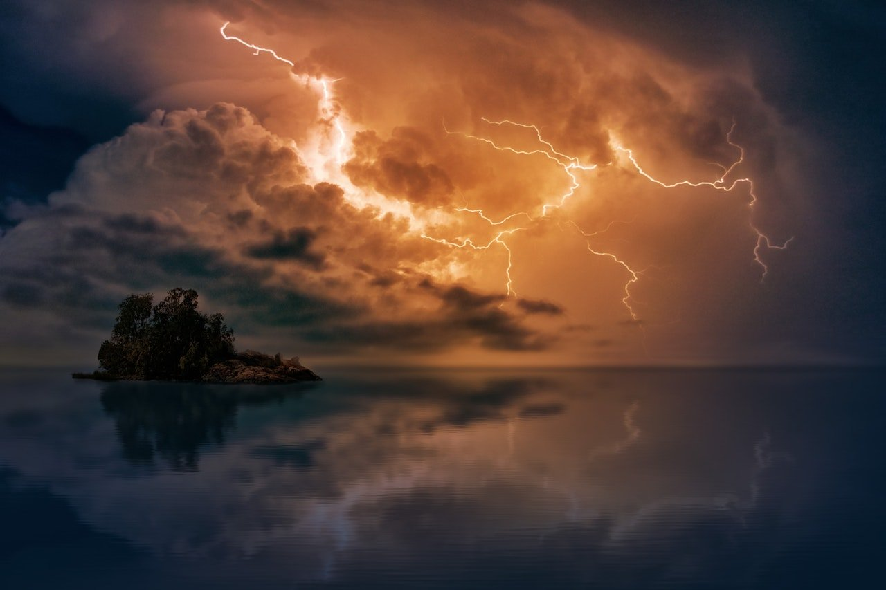Gewitter, Blitze