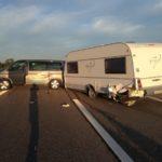041 - [Wochenrückblick] Unfall auf der Autobahn, Urlaubsabbruch, Wohnwagensuche 2