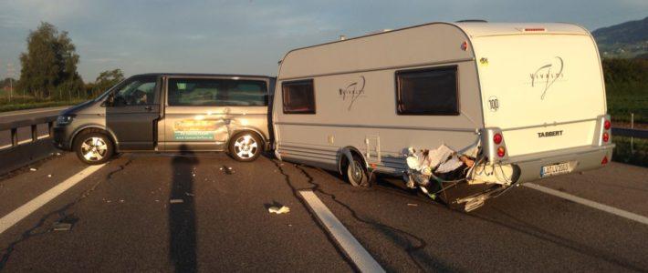 041 – [Wochenrückblick] Unfall auf der Autobahn, Urlaubsabbruch, Wohnwagensuche