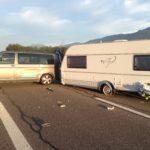 041 - [Wochenrückblick] Unfall auf der Autobahn, Urlaubsabbruch, Wohnwagensuche 1