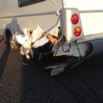 041 - [Wochenrückblick] Unfall auf der Autobahn, Urlaubsabbruch, Wohnwagensuche 4
