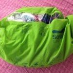 051 - Erster Eindruck vom Scrubba Wash Bag 12