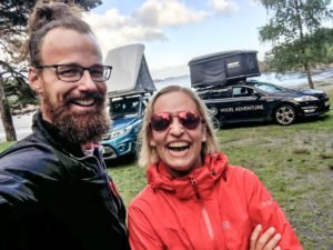 055- Das erste Dachzeltnomaden-Treffen! Im Gespräch mit Thilo über das Treffen, seine Norwegenreise und den Caravan Salon 2