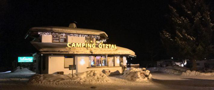 083 – Wintercamping bei -15°C – Campingplatz Ötztal in Längenfeld
