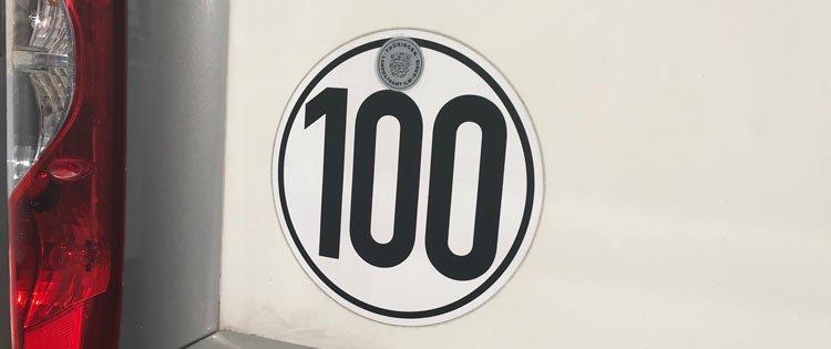 097 - Die 100kmh Zulassung. Was zu beachten ist und wie man sie bekommt 2