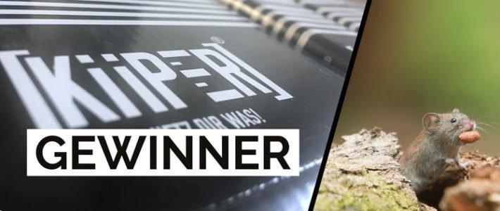 095 – Gewinner KiiPER – Ungeziefer fern halten aus dem Wohnwagen oder Wohnmobil