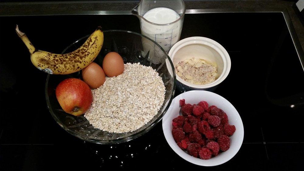 Omnia Rezepte - Gebackenes Oatmeal 2