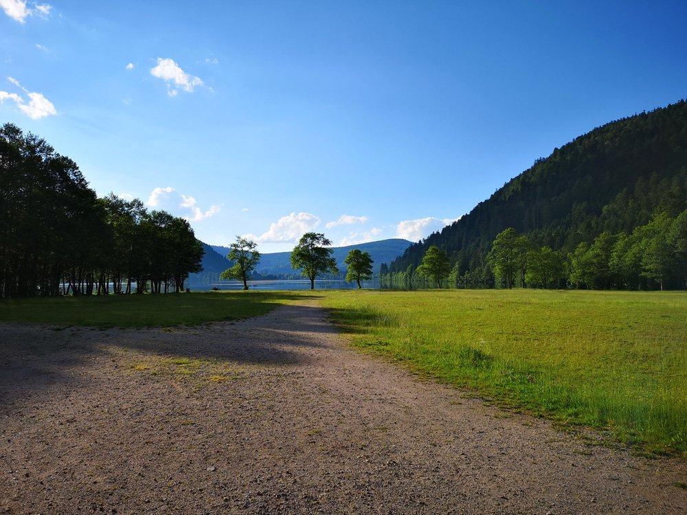 Camping in den Vogesen 4