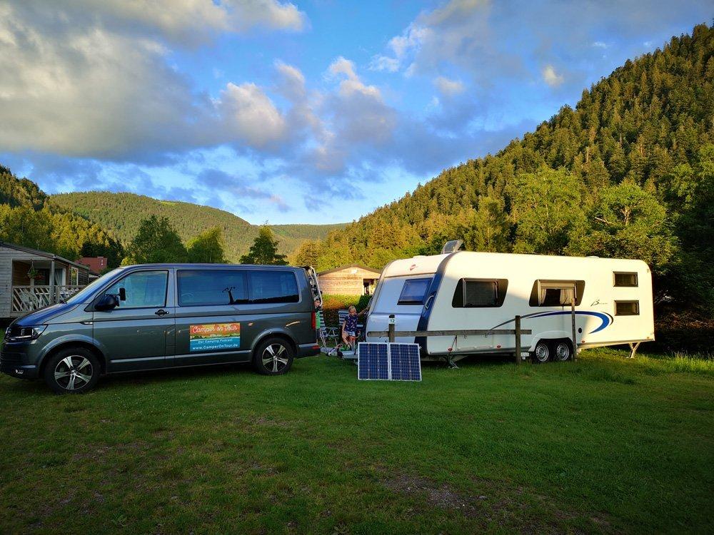 Camping in den Vogesen 8