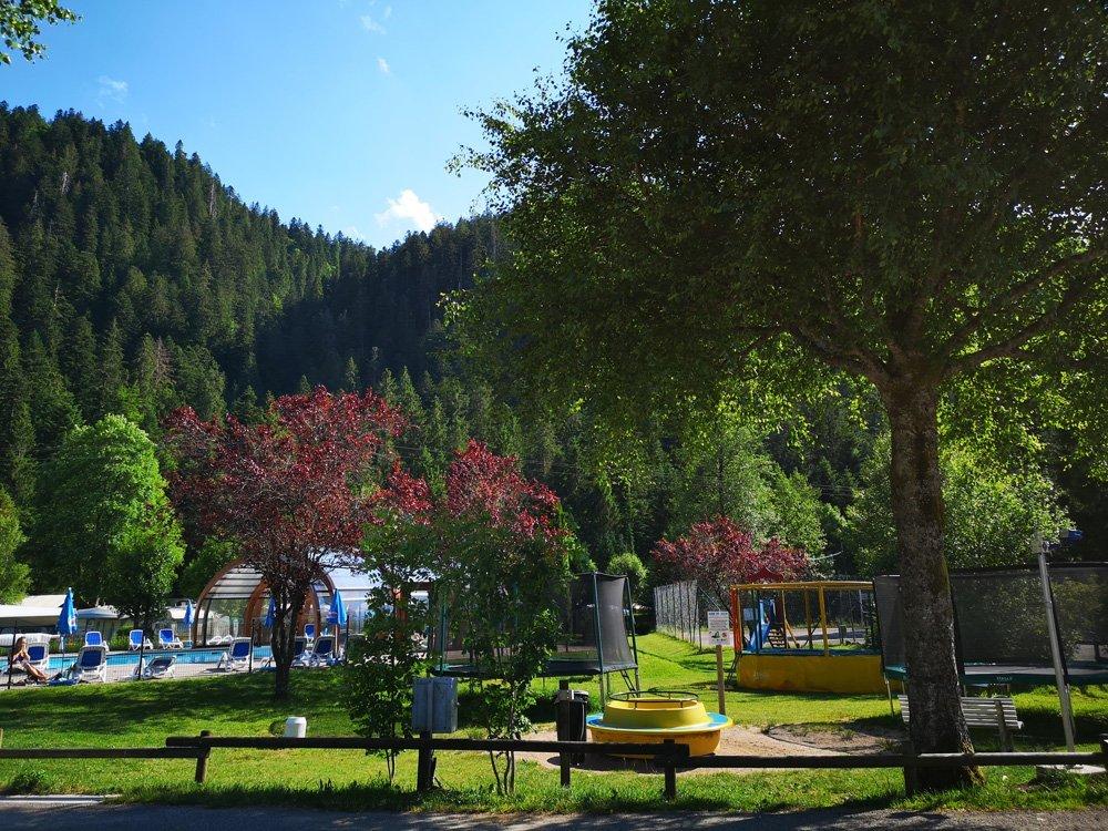 Camping in den Vogesen 10