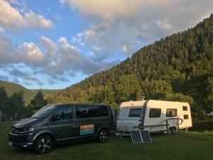 Wohnwagengespann CamperonTour Beitragsbild