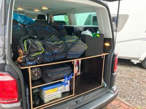 Große Reisevorbereitung bei Camper in Tour