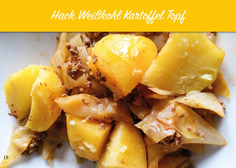 Hack Weißkohl One Pot