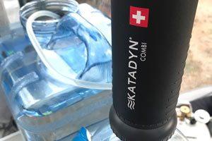 Beitragsbild Wasserfilter Katadyn Combi