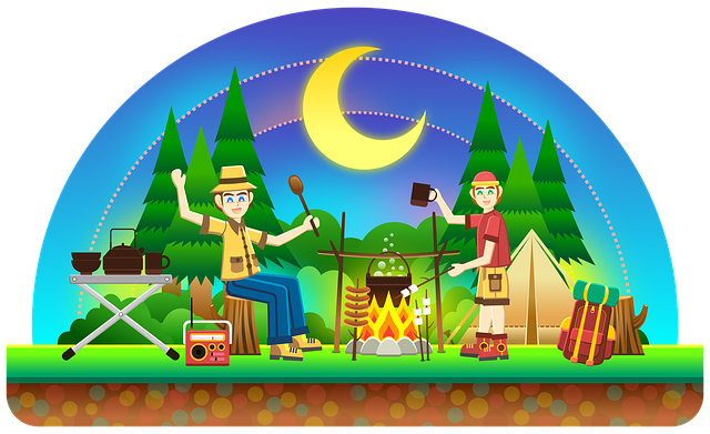 Leitfaden - Campingküche und Bad 10