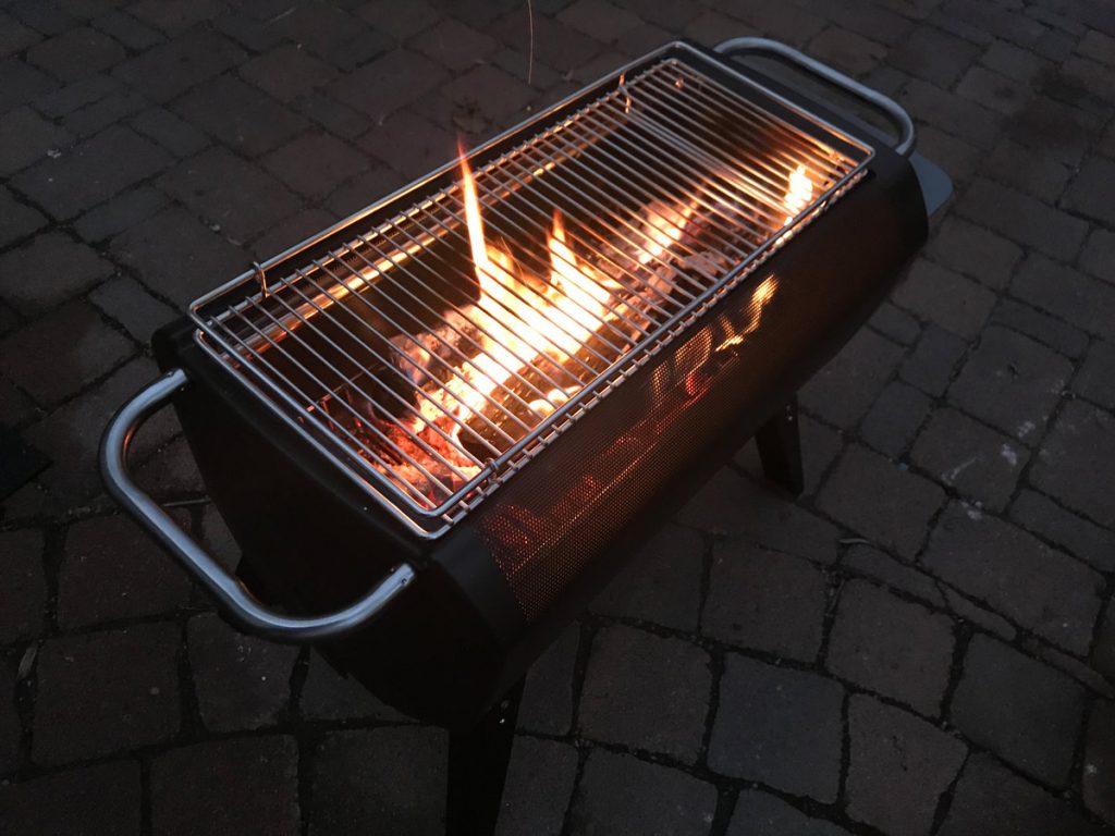 Biolite Firepit - Der etwas andere Holz- und Kohle-Grill 10