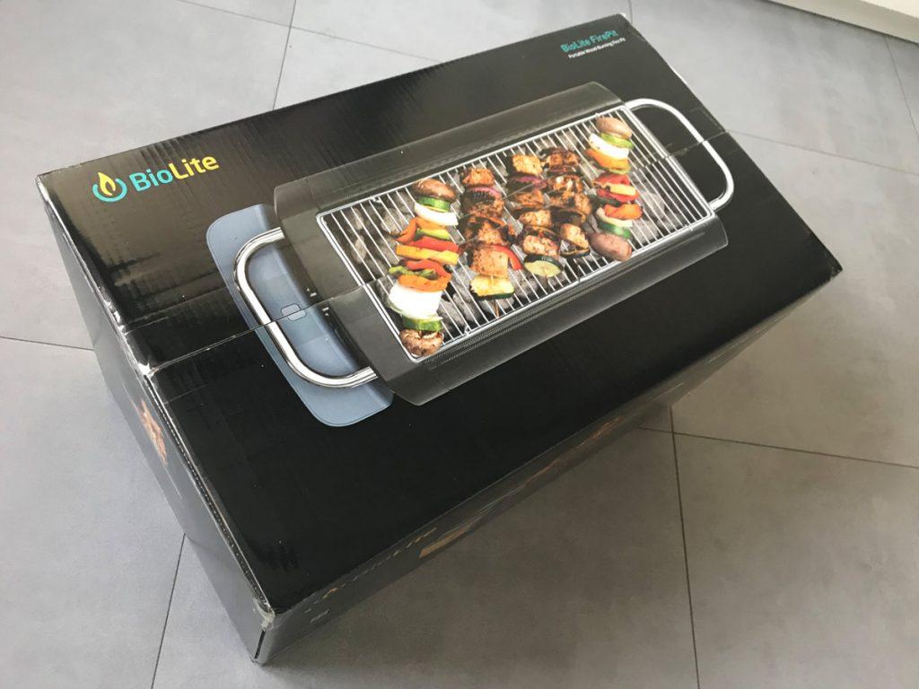 Biolite Firepit - Der etwas andere Holz- und Kohle-Grill 2