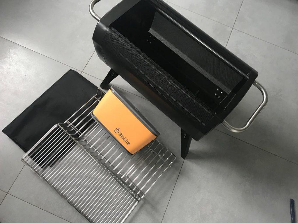 Biolite Firepit - Der etwas andere Holz- und Kohle-Grill 4