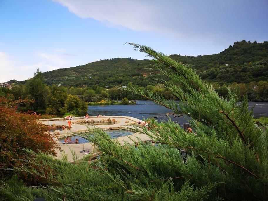 Die heißen Quellen von Ourense 12
