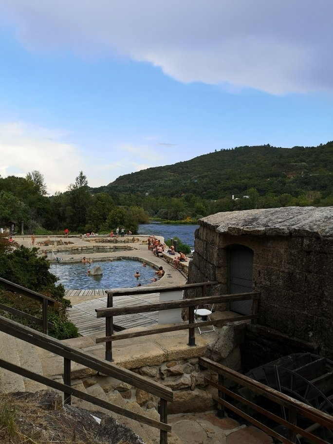 Die heißen Quellen von Ourense 20