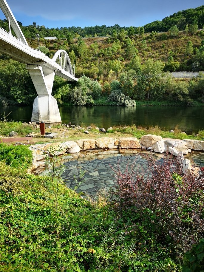 Die heißen Quellen von Ourense 14