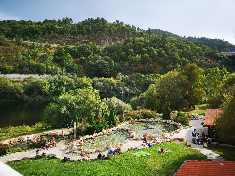 Die heißen Quellen von Ourense 22