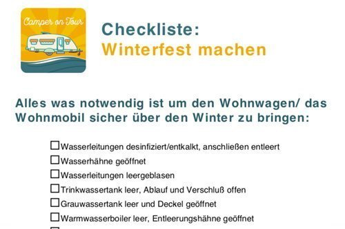 Screenshot Checkliste Winterfest machen
