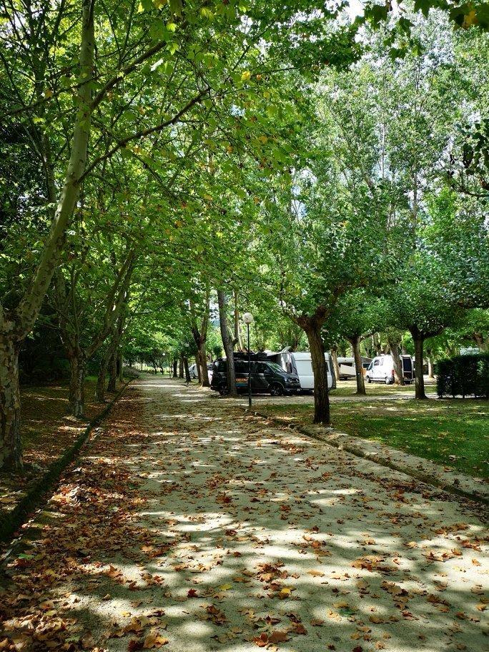 Campingplatz in Allariz - im spanischen Galicien 4