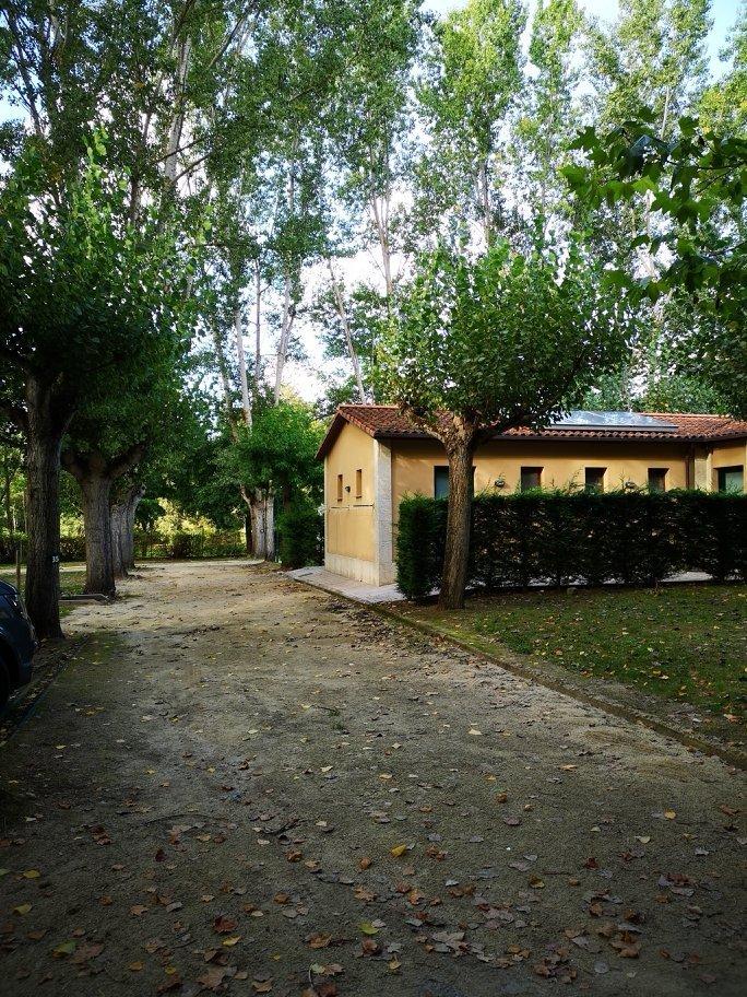 Campingplatz in Allariz - im spanischen Galicien 6