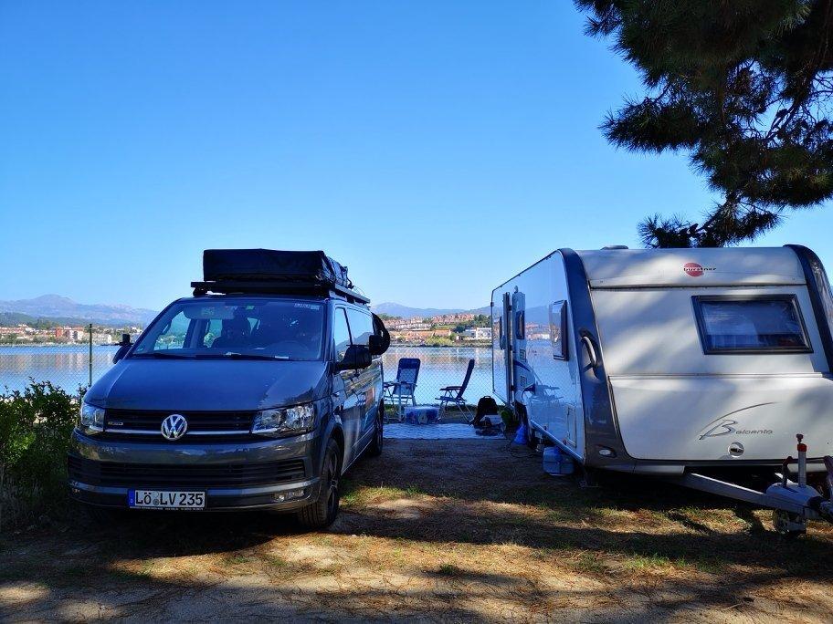 Campingplatzbericht - Bayona Playa Camping und Bungalow Park in Nordspanien 12