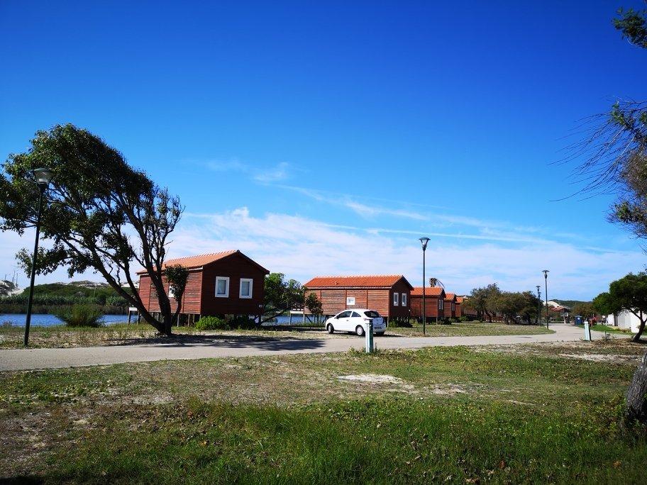 Campingplatzbericht und Umgebung von Praia de Mira - Portugals Westküste 14
