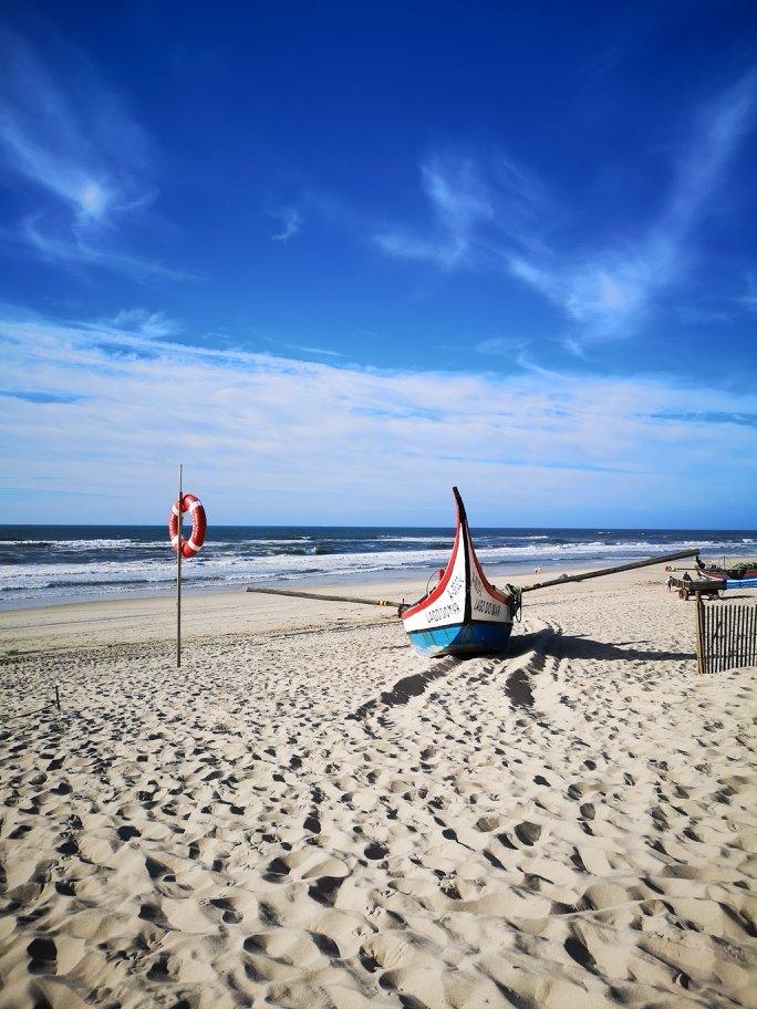 Campingplatzbericht und Umgebung von Praia de Mira - Portugals Westküste 2