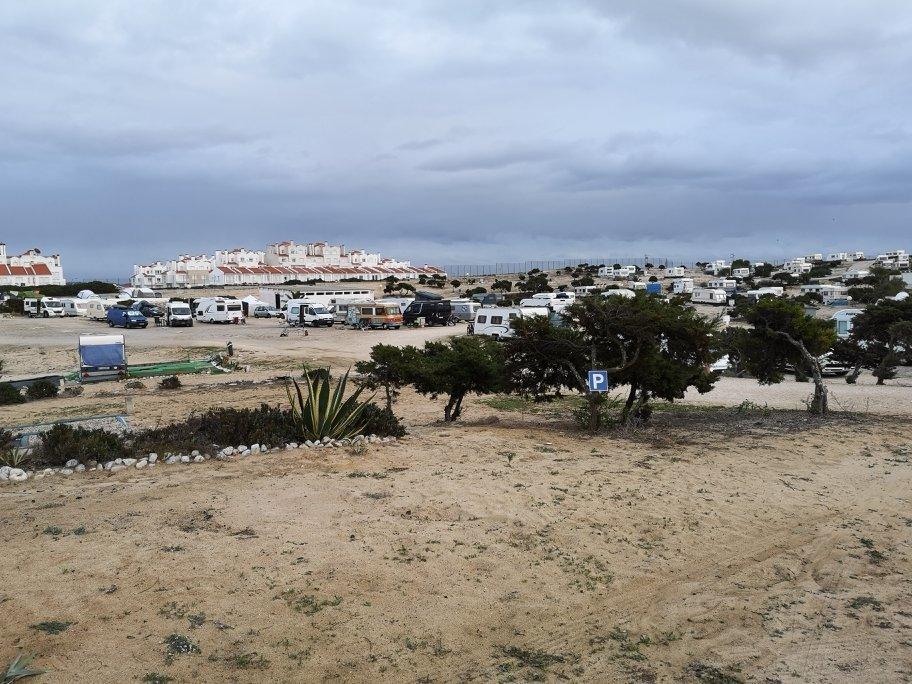 Felsen und Meer Portugals Westküste - Peniche - Nazaré - Santa Cruz  + Campingplatz für unter 10 Euro 24