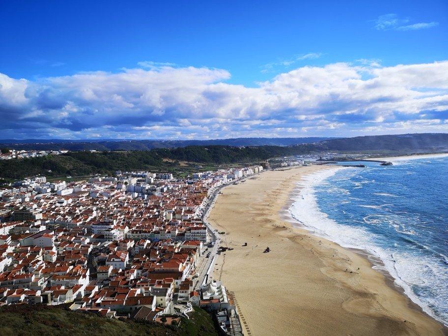 Felsen und Meer Portugals Westküste - Peniche - Nazaré - Santa Cruz  + Campingplatz für unter 10 Euro 16