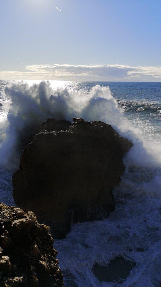 Felsen und Meer Portugals Westküste - Peniche - Nazaré - Santa Cruz  + Campingplatz für unter 10 Euro 14