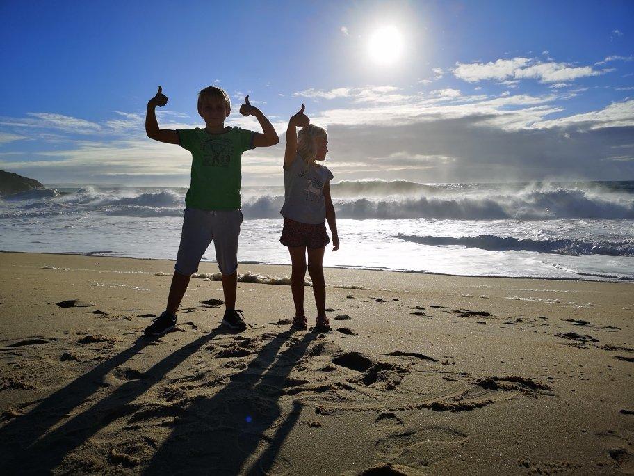 Felsen und Meer Portugals Westküste - Peniche - Nazaré - Santa Cruz  + Campingplatz für unter 10 Euro 20