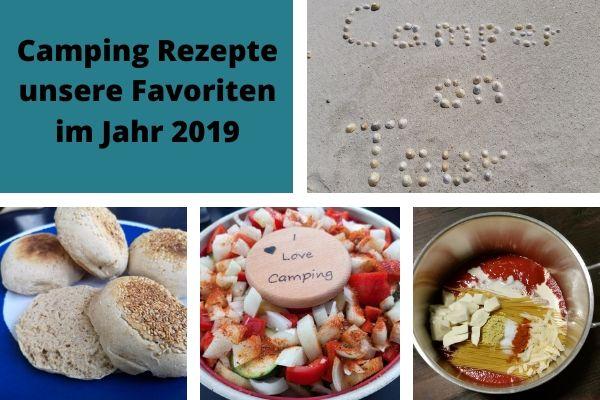Camping Rezepte - unsere Favoriten in 2019 6