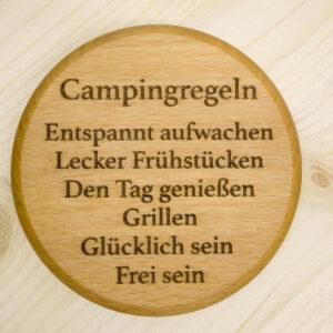 Campingregeln Multideckel Omnia