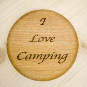 I Love Camping Multideckel Omnia